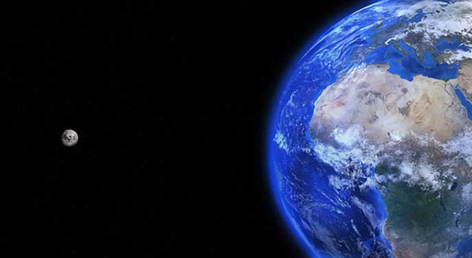 Earth climate change