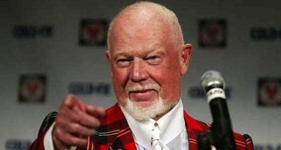 Don Cherry belongs in the Hockey Hall of Fame