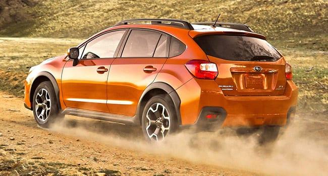 Subaru Crosstrek 2014 used car