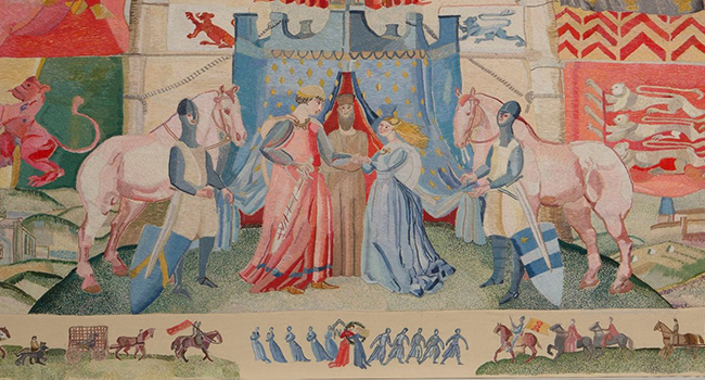 The power life of a medieval heiress