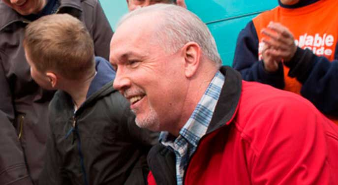 B.C. politicians using taxpayer money to get elected